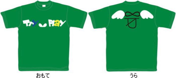 Try∞PlayオリジナルTシャツ