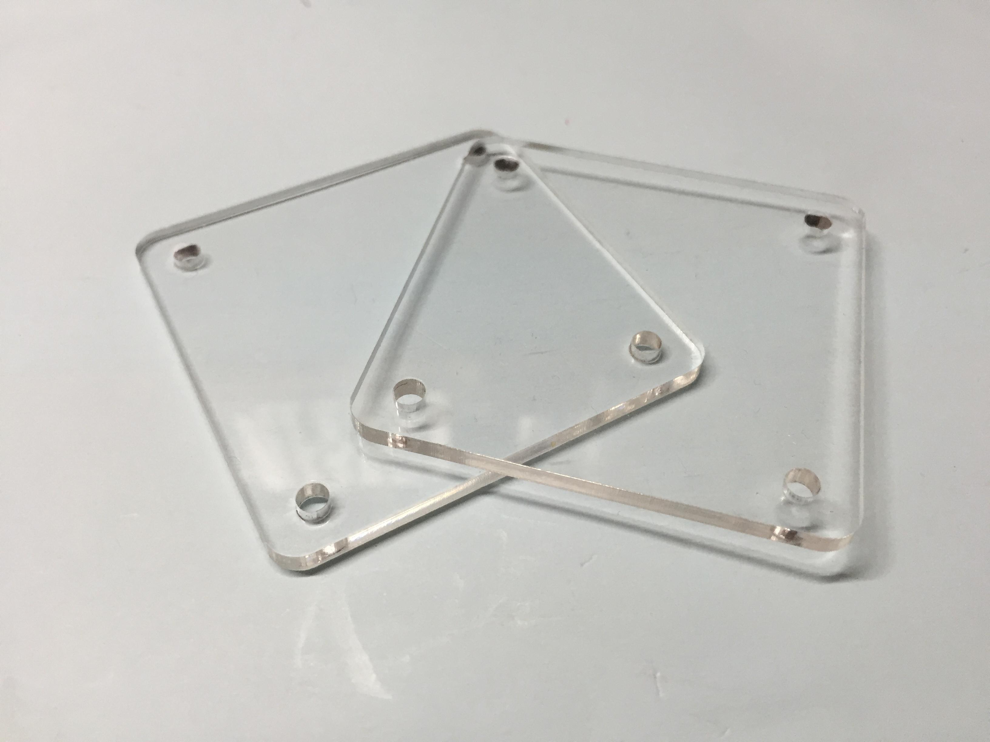 アクリル板2枚(DP5050相当)