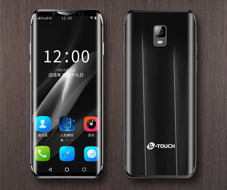 K-Touch i10ブラック
