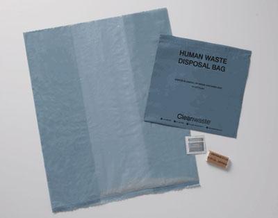 セット内容: 排泄物回収バッグ(凝固剤・消臭剤・触媒劣化成分配合)、廃棄用バッグ、トイレットペーパー、お手拭