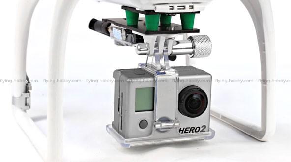 カメラや本体は付属しません。マウントのみです。