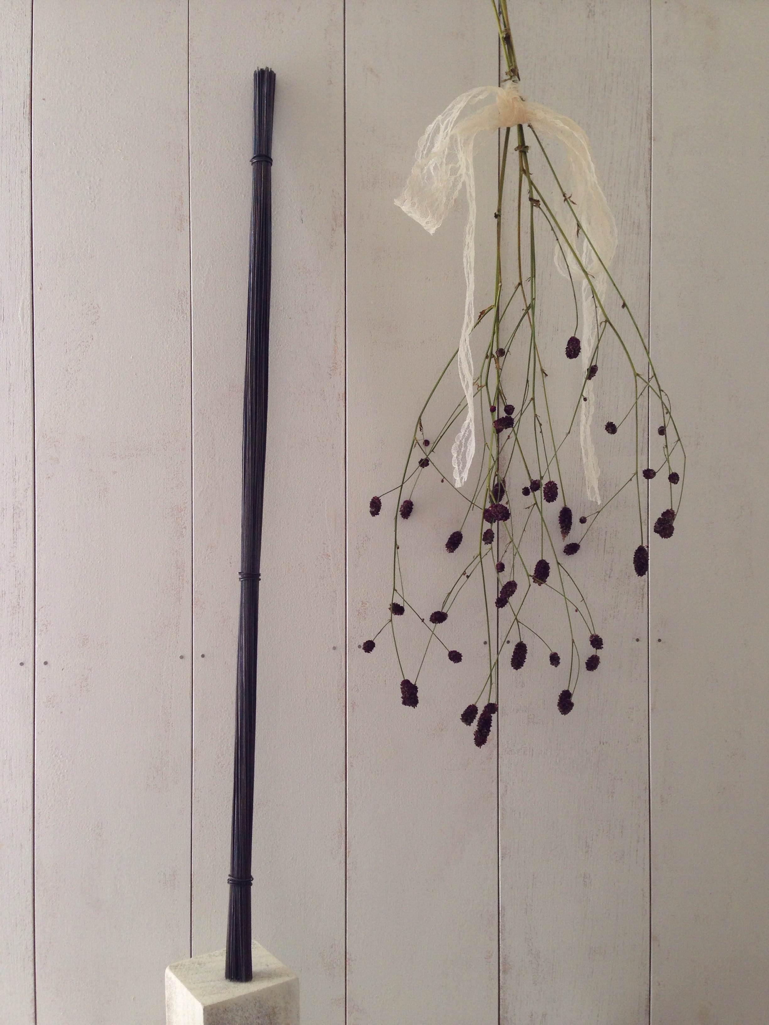 ワイヤークラフト用 結束線- fil noir-