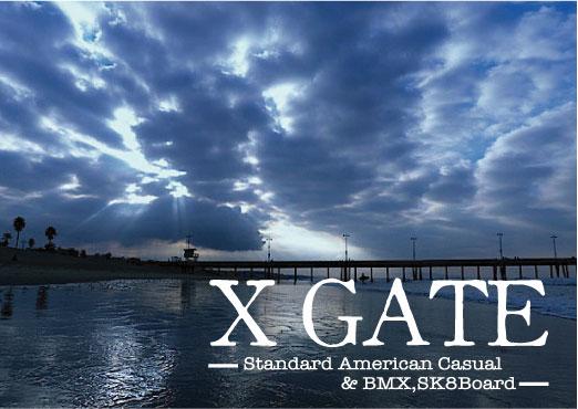 X GATE (クロスゲート)CLUCT(クラクト)/CRIMIE(クライミー)/SILLYGOOD(シリーグット)/GARAVYSOUCE(グレイビーソース)/VIRGO(ヴァルゴ)/fourthi