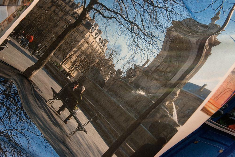 YPK--NC0001B パリの毎日 サンシュルピス