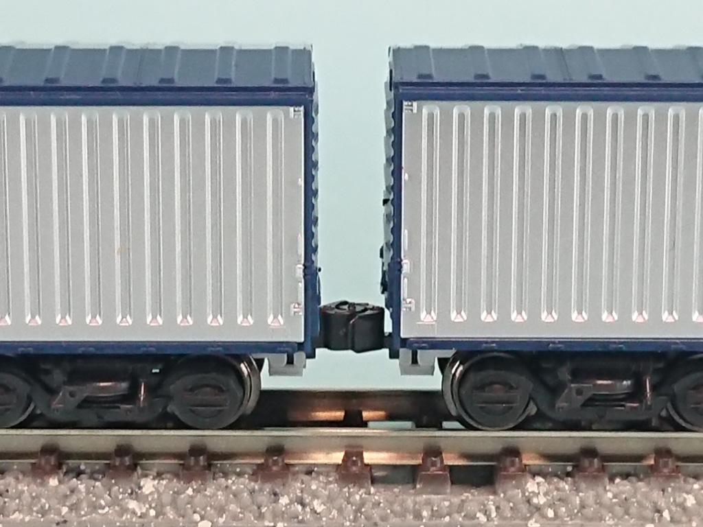 <div>カートレイン用ワキ10000や、とびうお・ぎんりんのレサ/レムフ10000用の車間を短縮するためのカプラーアダプター。</div><div>別途ラウンドハウス 28-187 車間短縮ナックルカプラー(ボギー貨車用) (黒)が必要です。</div><div>R216通過可能。8両分入り。</div>