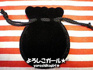 巾着(小)黒