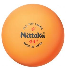 「Made in Japan」プラスチック製ラージボールの練習球<br />ニッタクプラ3スターラージボールに近い打球感と弾み! <br /> 試合を想定した練習に最適です。<br /><br />その他サーブレシーブや多球練習、ロボット練習など、たくさんのボールを使う練習にもオススメします!<br />たくさんのボールを使って繰り返し練習し、身体で覚えることも有効な練習方法です。<br />メーカー希望小売価格¥15.000+税