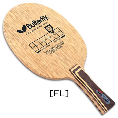 コルベル FL<br />両ハンド攻撃に威力を発揮するコルベル使用モデル<br /> チキータなどの技術を駆使するコルベル選手(チェコ)との共同開発モデルです。高い反発力とヨーロッパタイプのソフト打球感が特長です。<br /><br />商品価格\5,775(税込)<br /><br />