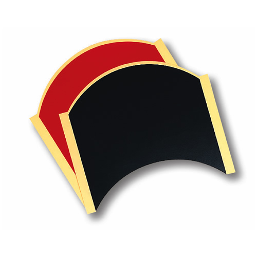 半円ラケット・シート ペンホルダー裏面用 ペンラケットの裏面用シートです。 商品価格\262(税込)