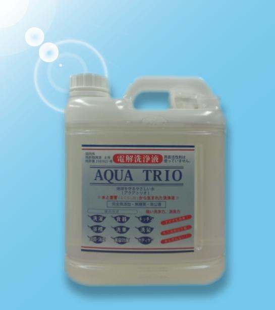 重曹電解洗浄液2Lボトル×6本