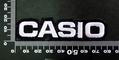 CASIO カシオ ワッペン