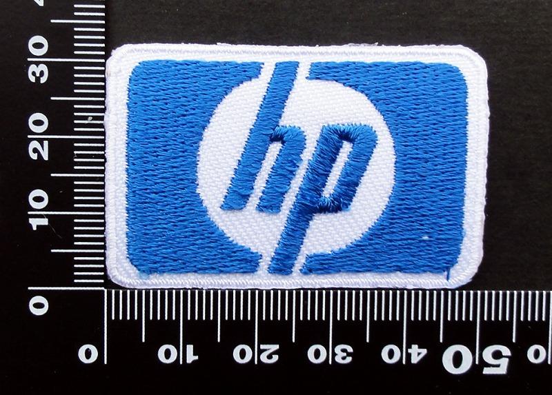 HP ヒューレット・パッカード ワッペン (1)