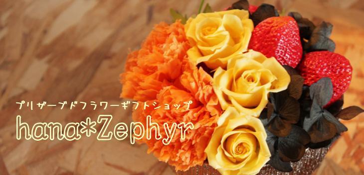 hana*ZEPHYR