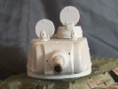 """ZM-3506<br>T-34/122 Planned Howitzer conversion turret set.(Hexagon type with Cupola)<br><br><a href=""""http://www.zitader.jp/zd3509.html"""">製品詳細 / Products Details</a><br>お届け方法は宅配便のみです。</p>"""