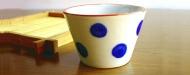 ドット・水玉柄の食器