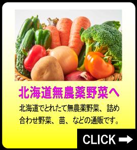 北海道無農薬野菜へ