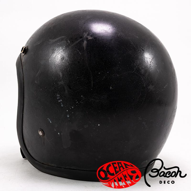 BACONヘルメット オーシャンビートルLAC ブラックナチュラルエイジング