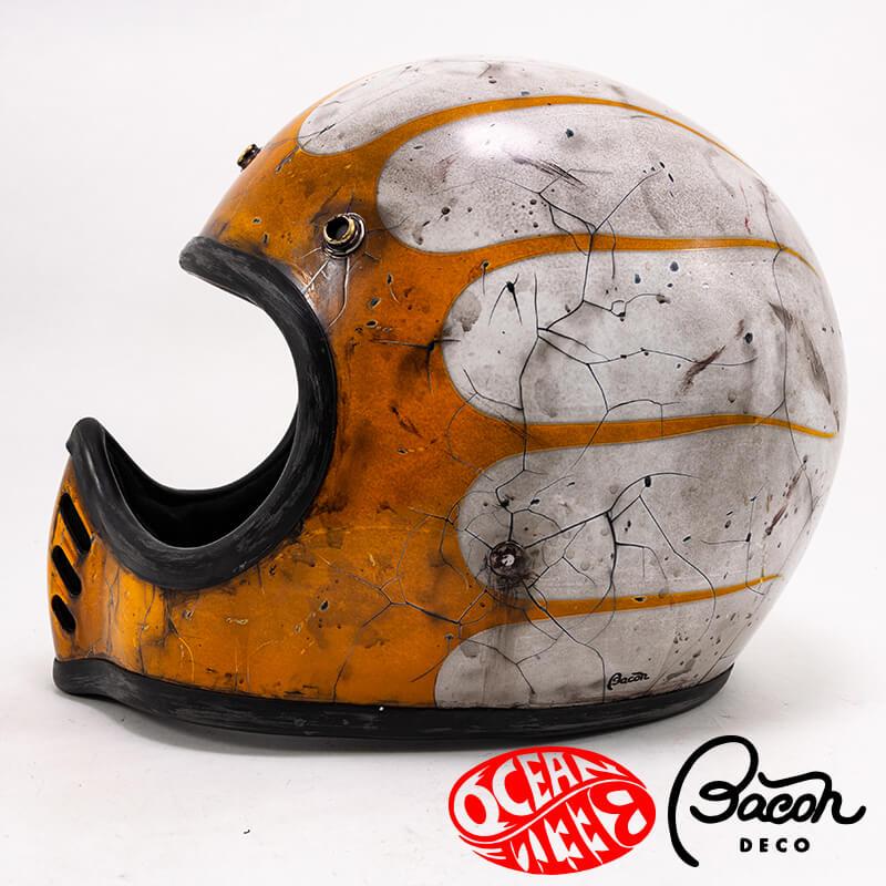 BACON オーシャンビートルMTXヘルメット