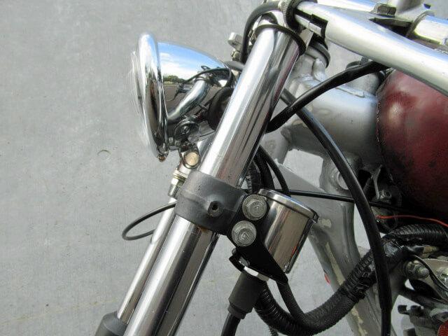 インサイドメーターステー SR400/500