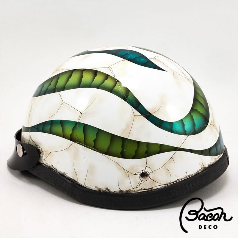 BACONヘルメット スモーキー 011