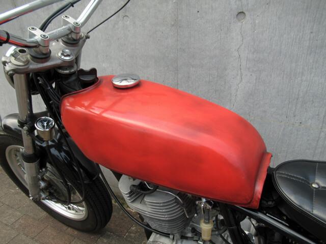 インサイドメーターキット ドラムブレーキSR400/500用