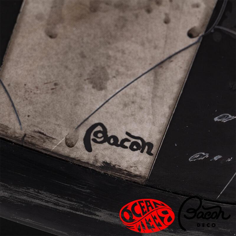 BACON オーシャンビートルショーティーヘルメット