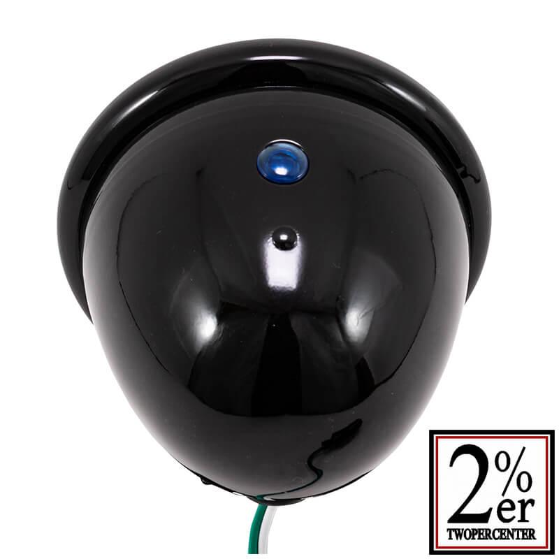 【4.5インチ ベイツライト】Black【ヘッドライト】汎用【チョッパー】カフェレーサー【ボバー】