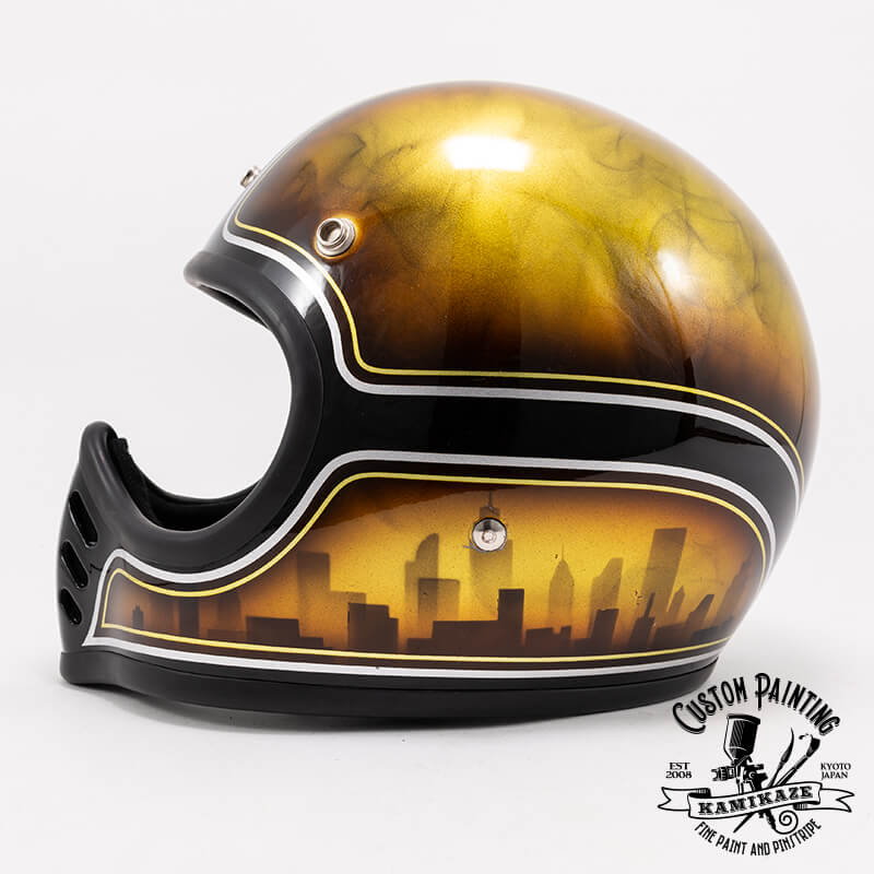 KAMIKAZE ビートルMTXヘルメット