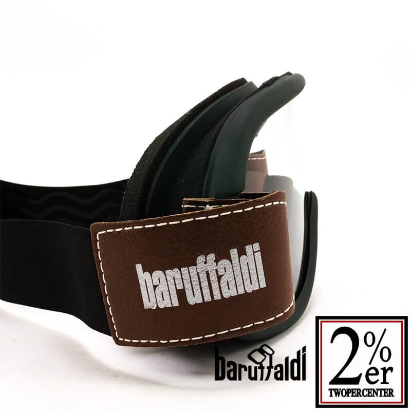 BARUFFALDI SPEED4 ゴーグル グリーンウッドフレーム 3レンズ バルファルディ