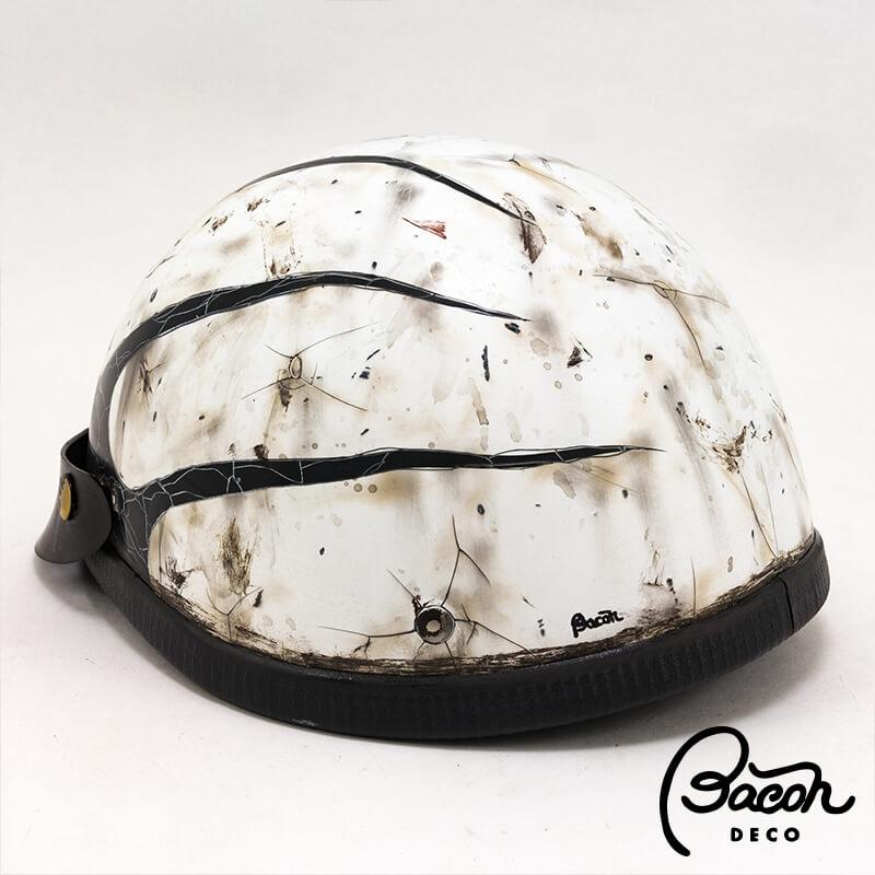 BACONヘルメット スモーキー 09