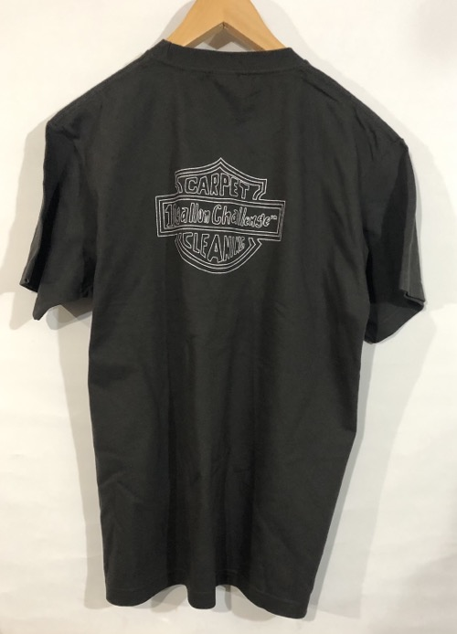 Tシャツ裏面