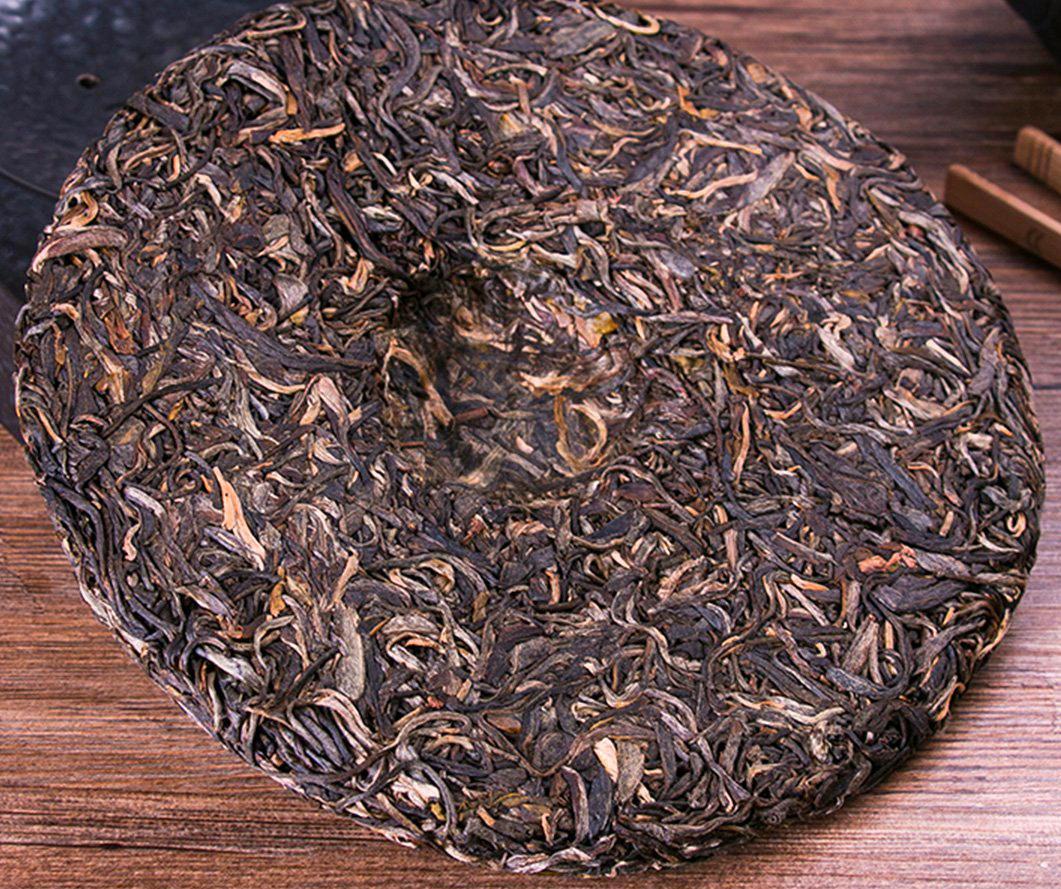 普洱生茶餅