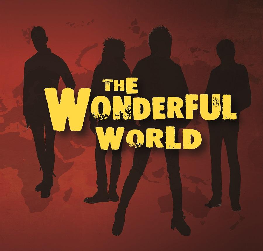 THE WONDERFUL WORLDジャケット画像