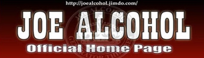 JOE ALCOHOL official web