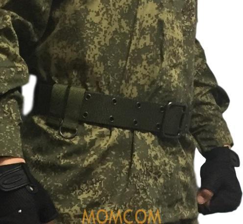 ベルトのない戦闘服なんてあり!?
