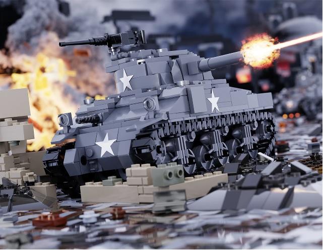 戦車本体は含まれません。