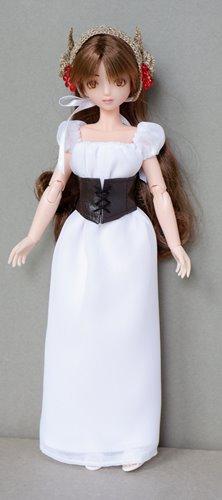 [からすねこ] オビツ22 神話スタイルのドレス