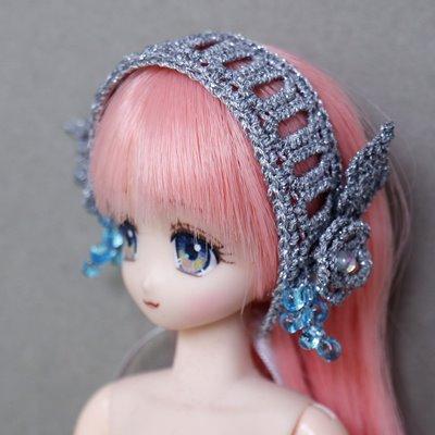 [からすねこ] 神話スタイルのヘッドドレス 銀