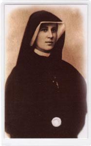 ④ 聖ファウスティナ(写真)