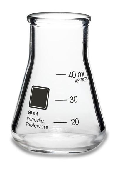 ラボラトリーショットグラス(フラスコ)