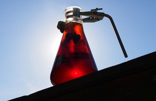 Laboratory Flask Kettle