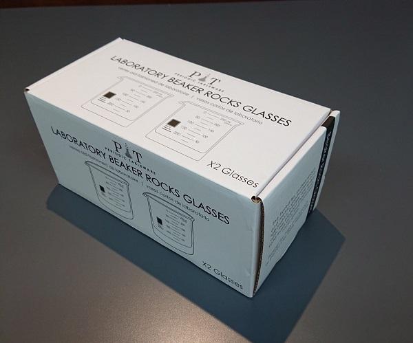 ビーカーロックグラス専用箱