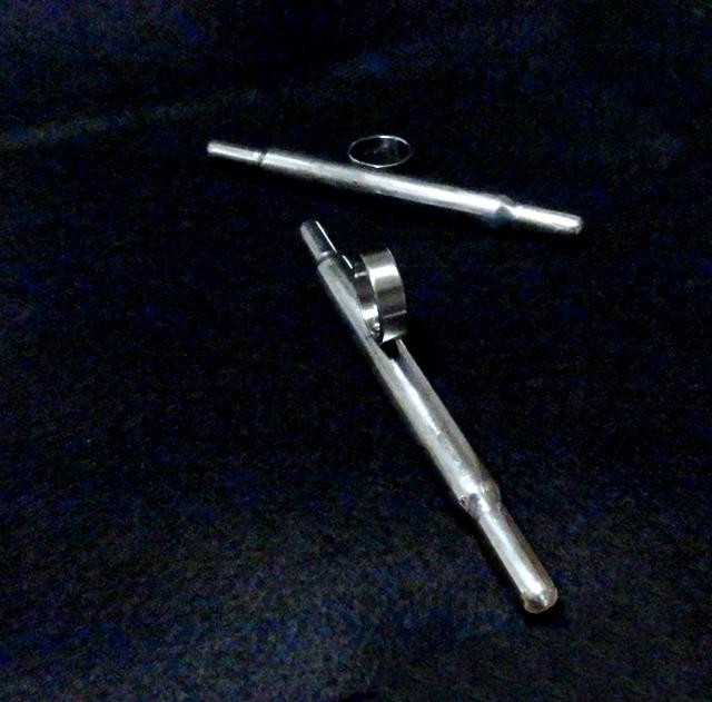 指輪内径 23mmタイプを使用しております